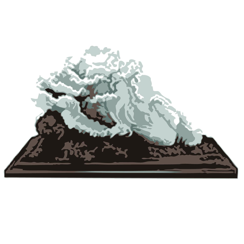 「翡翠白菜置物」480,000円!