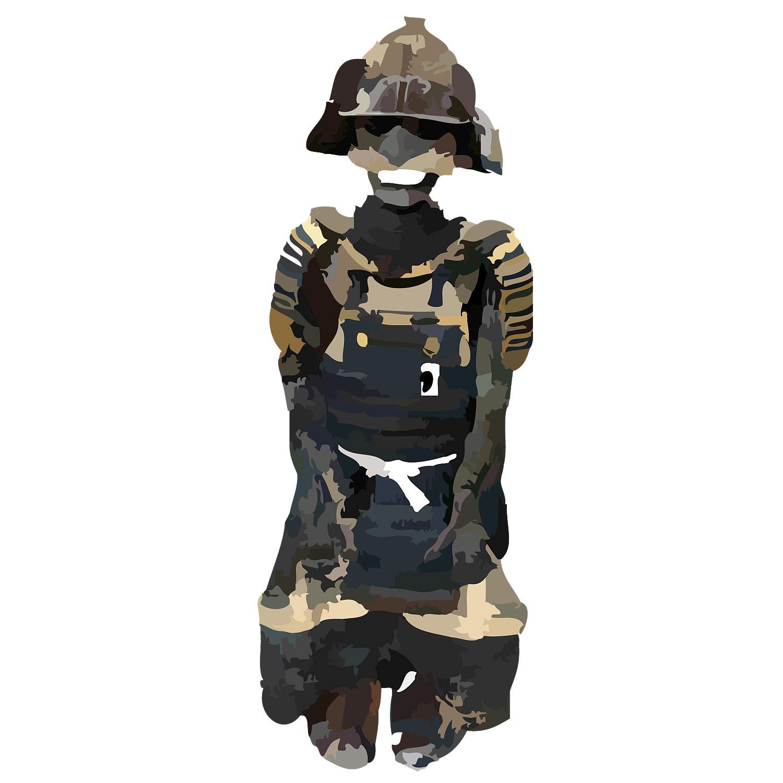 「甲冑一式」230,000円