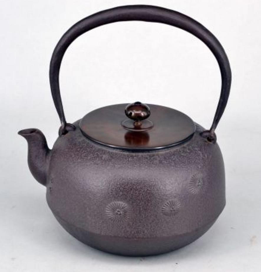 「茶道具 鉄瓶」80,000円!
