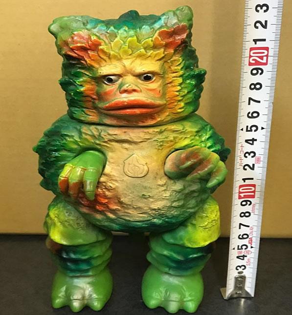 「【ブルマァク】古いウルトラマンのソフビ」160,000円!
