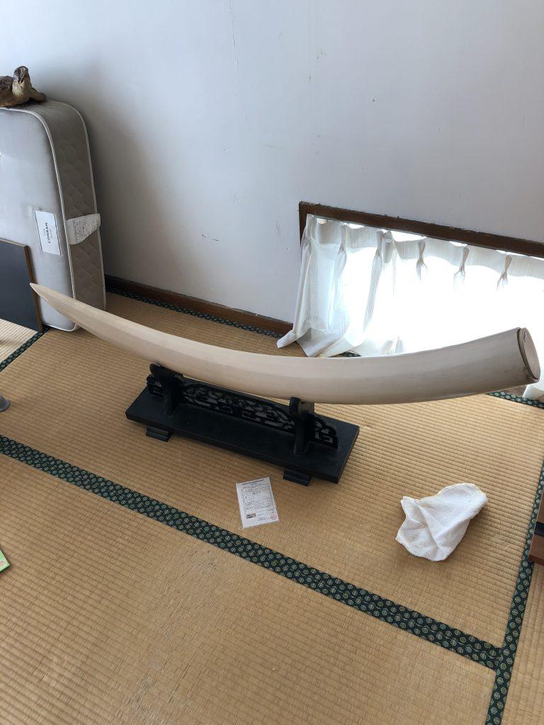 福岡県福岡市で象牙のお買取りをいたしました。