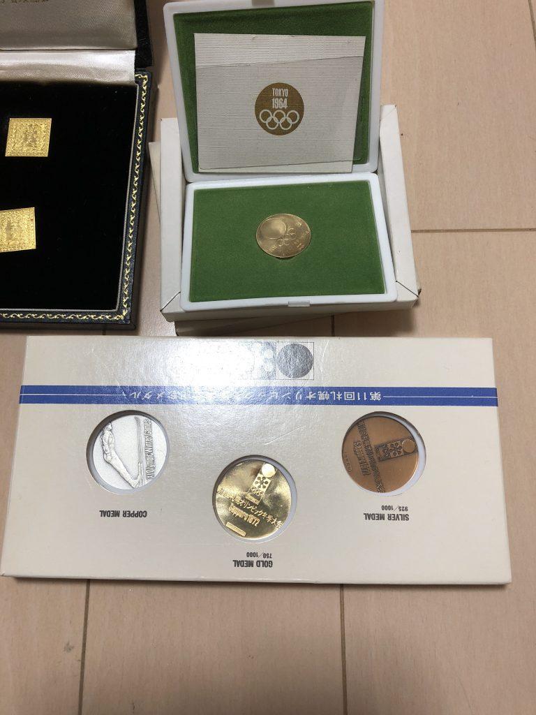 【香川県木田郡三木町】金貨・外国のコイン・外国のお菓子のコインのお買取りをいたしました。