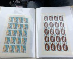 【静岡県浜松市】見返り美人の切手・他多数の切手のお買取りをいたしました。